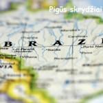 Hitas! Pigūs bilietai į Braziliją, San Paulą, nuo 352 EUR į abi puses!