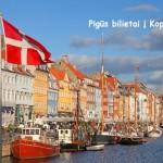 """Geras! """"RyanAir"""" pigūs bilietai iš Kauno į Kopenhagą – tik nuo 7,99 EUR į vieną pusę!"""