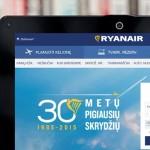Neįtikėtina – visiškai nemokamas RyanAir 10 € vertės kuponas!