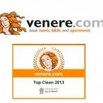 12% nuolaidos kodas viešbučių rezervacijoms per Venere