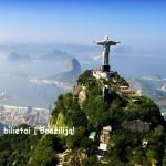 """Pigūs bilietai su """"Air France"""" iš Romos į Rio de Žaneirą, Braziliją – tik nuo 382 EUR į abi puses!"""