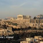 """""""RyanAir"""" pigūs bilietai už tiesioginius skrydžius į Atėnus, Graikija, iš Varšuvos – tik 26 EUR į abi puses!"""