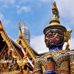 Super! Pigūs bilietai iš Vilniaus į Bankoką, Tailandas – tik nuo 396 EUR į abi puses!
