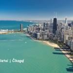 Neblogai! Pigūs bilietai iš Barselonos į Čikagą, JAV – tik nuo 189 EUR į abi puses!