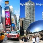 """Pigūs """"SAS"""" bilietai į Niujorką bei Čikagą, JAV iš Vilniaus arba Rygos – vos nuo 322 EUR į abi puses!"""