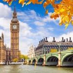 """WoW! """"RyanAir"""" pigūs bilietai į Londoną, Jungtinė Karalystė, iš Vilniaus – tik nuo 5 EUR į vieną pusę!"""