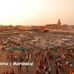 Hitas! Pigūs bilietai iš Vilniaus į Marakešą, Marokas – vos nuo 77 EUR į abi puses!