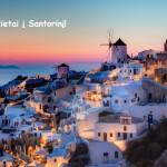 Hitas! Pigūs tiesioginiai skrydžiai iš Varšuvos į nepakartojamąjį Santorinį už 80 EUR į abi puses! Daug datų visai 2021 metų vasarai!