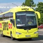 50% nuolaida visiems Simple Express autobusų maršrutams!