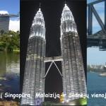 Hitas! Kvala Lumpūras, Sidnėjus, Singapūras – vienoje kelionėje iš Varšuvos tik už 515 EUR!