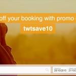 10% nuolaidos kodas viešbučių rezervacijoms per Agoda