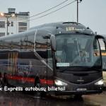 """""""Lux Express"""" autobusų bilietai iš Kauno į Varšuvą ir Suvalkus – vos nuo 4 EUR!"""