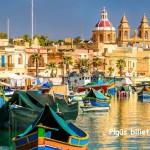 """Super! """"Wizz Air"""" pigūs bilietai birželio mėnesį į Maltą iš Varšuvos – tik 37 EUR į abi puses!"""