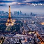 """Neblogai! """"RyanAir"""" pigūs bilietai rugpjūčio mėn į Paryžių iš Varšuvos – tik 27 EUR į abi puses!"""