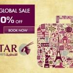 10% nuolaidos kodas skrydžiams su prestižinėmis Kataro oro linijomis!