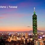"""Pigūs bilietai su """"Air China"""" iš Varšuvos į Taipėjų, Taivanas – tik nuo 353 EUR!"""
