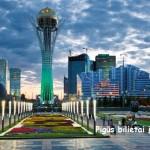 Pigūs bilietai iš Vilniaus į Astaną, Kazachstanas – tik 199 EUR į abi puses!
