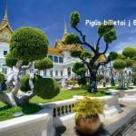 WoW! Pigūs bilietai į Bankoką, Tailandas iš Oslo – tik 283 EUR į abi puses!