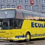 Super hitas! Ecolines autobusų bilietai į Rygą iš Vilniaus – vos po 1 EUR!
