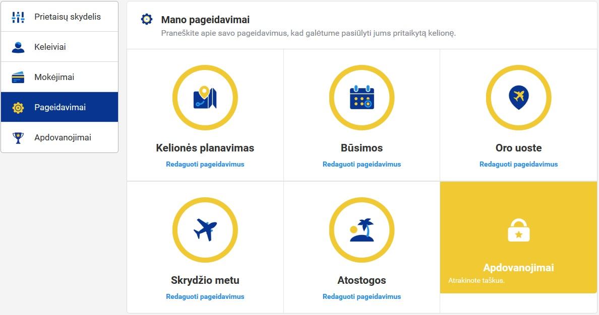 Ryanair informacijos telefonas