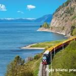 Pigūs bilietai iš Budapešto prie giliausio ežero Žemėje – Baikalo, tik 287 EUR į abi puses!