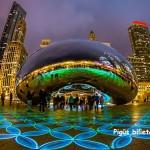 Pigūs bilietai į Čikagą, JAV, iš Frankfurto – tik nuo 267 EUR į abi puses!