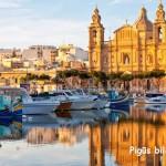 """Puiki kelionė! Pigūs """"RyanAir"""" bilietai sausio mėnesį iš Vilniaus į Maltą – tik 34 EUR į abi puses!"""