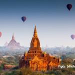 Pigūs bilietai iš Amsterdamo į mistiškąjį Mianmarą (Birmą) – tik nuo 372 EUR į abi puses!