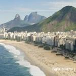 Pigūs bilietai iš Paryžiaus į Rio de Žaneirą, Braziliją – tik nuo 374 EUR į abi puses!