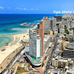 """Oho! Tiesioginiai """"RyanAir"""" skrydžiai iš Vilniaus į Tel Avivą, Izraelis – vos 44 EUR į abi puses!"""