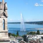 Hitas! WizzAir pigūs bilietai į Ženevą, Šveicariją iš Varšuvos – tik 19,50 EUR į abi puses!
