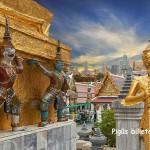 WoW!!! Nerealiai pigūs bilietai iš Vilniaus bei Rygos į Bankoką, Tailandas – vos nuo 378 EUR už kelionę į abi puses!
