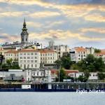Pigūs bilietai į Belgradą, Serbija iš Varšuvos – tik 78 EUR į abi puses!