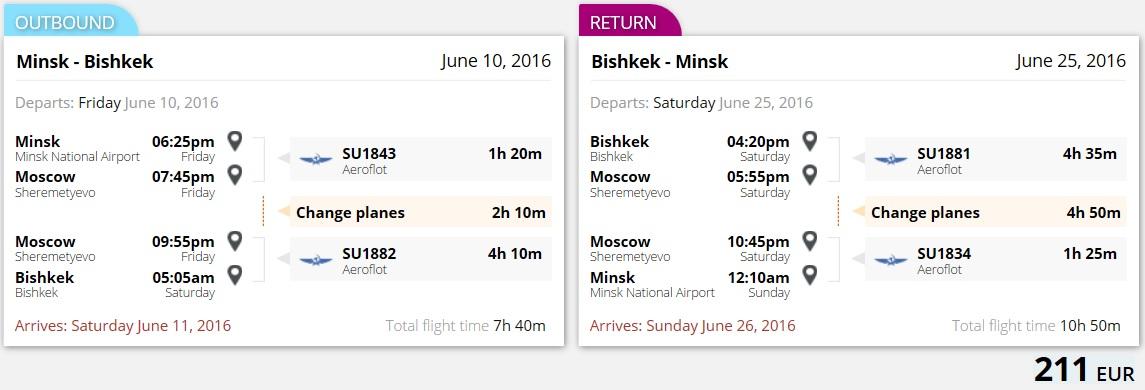 Bilietai_Biskekas