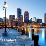 Pigūs bilietai į Bostoną, JAV iš Vilniaus – nuo 267 EUR į abi puses!