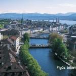 Hitas! Pigūs bilietai į Ciurichą, Šveicarija – vos nuo 71 EUR į abi puses!
