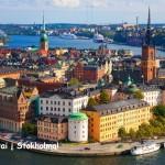 """Hitas! """"Wizz Air"""" pigūs bilietai į Stokholmą, Švedija iš Vilniaus – tik 20 EUR į abi puses!"""