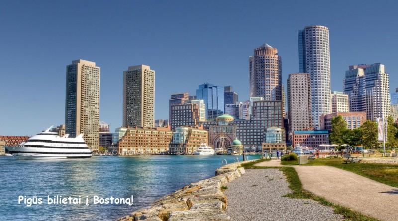 Bostonas