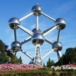 """Super hitas! """"RyanAir"""" pigūs bilietai iš Varšuvos į Briuselį, Belgija – nuo 4 EUR į abi puses!"""
