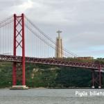 Nerealu! Pigūs tiesioginiai skrydžiai liepos mėnesį į Lisaboną, Portugalija, iš Varšuvos – vos 37 EUR į abi puses!