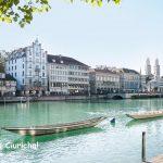 Hitas! Pigūs bilietai į Ciurichą, Šveicarija iš Vilniaus visą 2016 metų vasarą – vos nuo 90 EUR į abi puses!