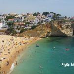 """WoW! Birželio mėnesį tiesioginiai """"RyanAir"""" skrydžiai iš Varšuvos į Faro, Portugalija – tik 53 EUR į abi puses!"""