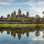Pigūs bilietai iš Stokholmo į Pnompeną, Kambodža – vos nuo 421 EUR į abi puses!