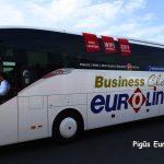 """Nerealu! Biznio klasės """"Eurolines"""" autobusų bilietai iš Vilniaus bei Kauno po visą Europą vos už 3 EUR! Už šią sumą galima nuvykti į Rygą, Taliną, Varšuvą, Gdanską, Poznanę, Berlyną, Frankfurtą, Kaliningradą ir daugelį kitų miestų!"""