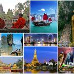 Pigūs bilietai iš Stokholmo į įvairias Pietryčių Azijos šalis – vos nuo 344 EUR už kelionę į abi puses!