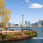 Pigūs bilietai į Torontą, Kanada, iš Stokholmo – tik 212 EUR į abi puses!