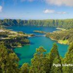 Pigūs bilietai iš Varšuvos į Ponta Delgadą, Azorų salos, Portugalija – vos nuo 114,50 EUR į abi puses!
