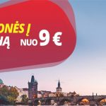 """""""Ecolines"""" autobusų bilietai į Prahą, Čekija iš Vilniaus ir Kauno – vos po 9 EUR!"""