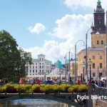 """Hitas! """"Wizz Air"""" pigūs bilietai rugpjūčio mėnesį į Geteborgą, Švedija iš Kauno – tik 20 EUR į abi puses!"""