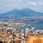 """Kainos rekordas! Tiesioginiai """"RyanAir"""" skrydžiai iš Kauno į Neapolį, Italija – 20 EUR į abi puses!"""